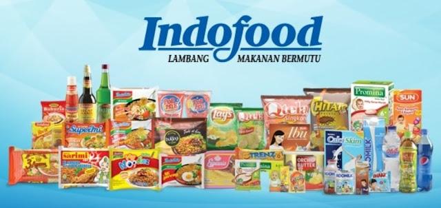 Info Rekrutmen Karyawan PT Indofood Sukses Makmur, Tbk. (INDOFOOD Group)
