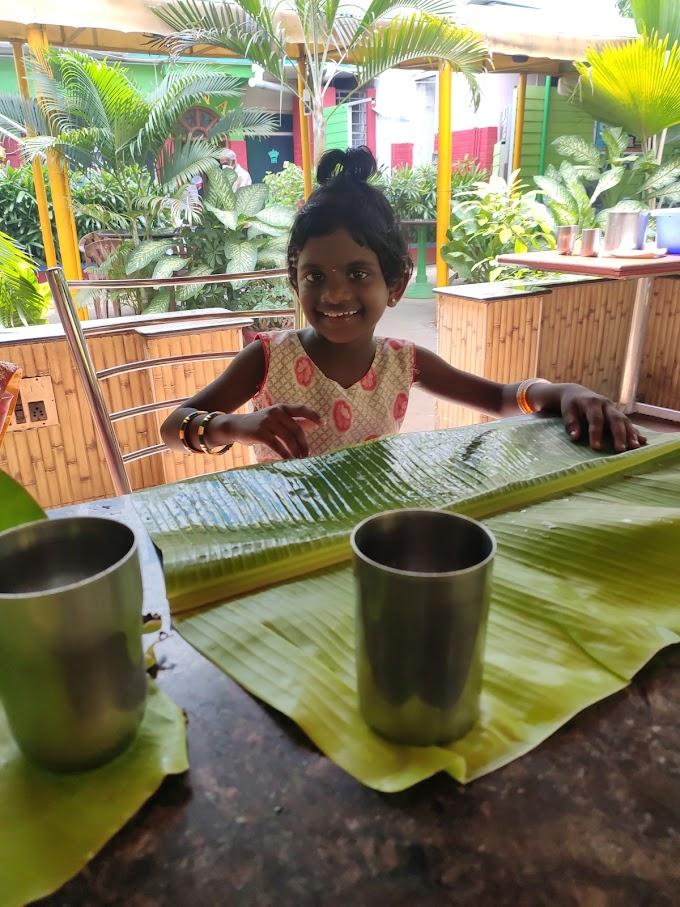Banana Leaf (Vazhai Elai) for Immunity power
