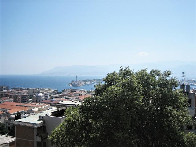 Estrecho de Messina