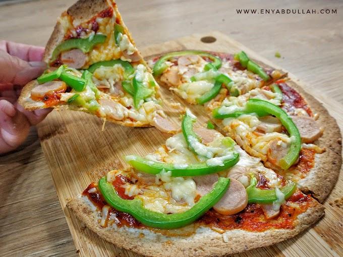 Pizza Tak Perlu Uli Doh!