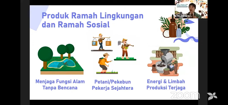 Nyimak Pembahasan Tentang Sustainable Beauty and Wellnes Story di Online Blogger Gathering #LestarikanCantikmu
