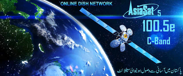 Pakistan Satellite List A Definitive Guide 2018 - Online Dish Network
