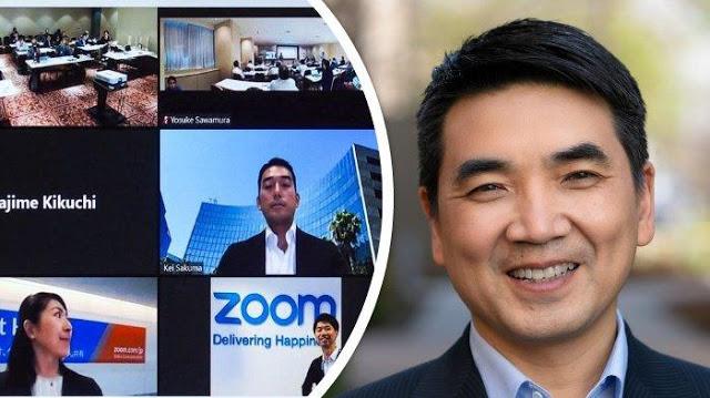 Biografi Eric Yuan, Pendiri Aplikasi Zoom Yang Booming di Era Corona