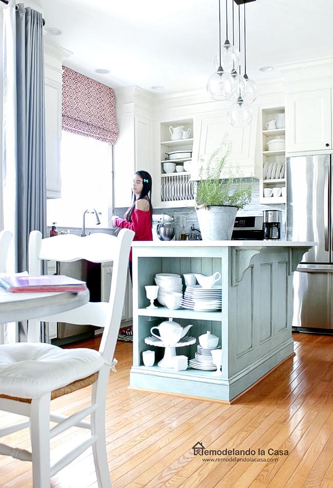 Kitchen makeover on a budget - Samantha Garay
