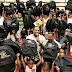 Salvador Holguín realiza Revolución Educativa en Dajabón y entrega miles de mochilas cargadas de útiles escolares