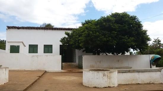 Escola Municipal Emídio Joaquim Alves - a minha primeira escola