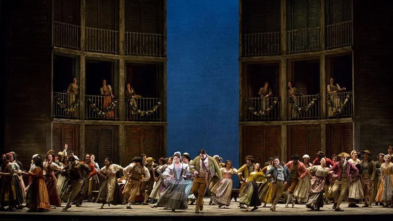"""Η όπερα """"Ντον Τζοβάννι"""" από τη Metropolitan Opera Νέας Υόρκης στην Αλεξανδρούπολη"""