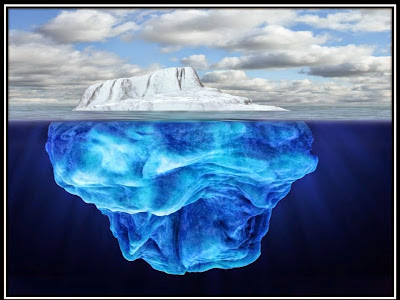 mind iceberg
