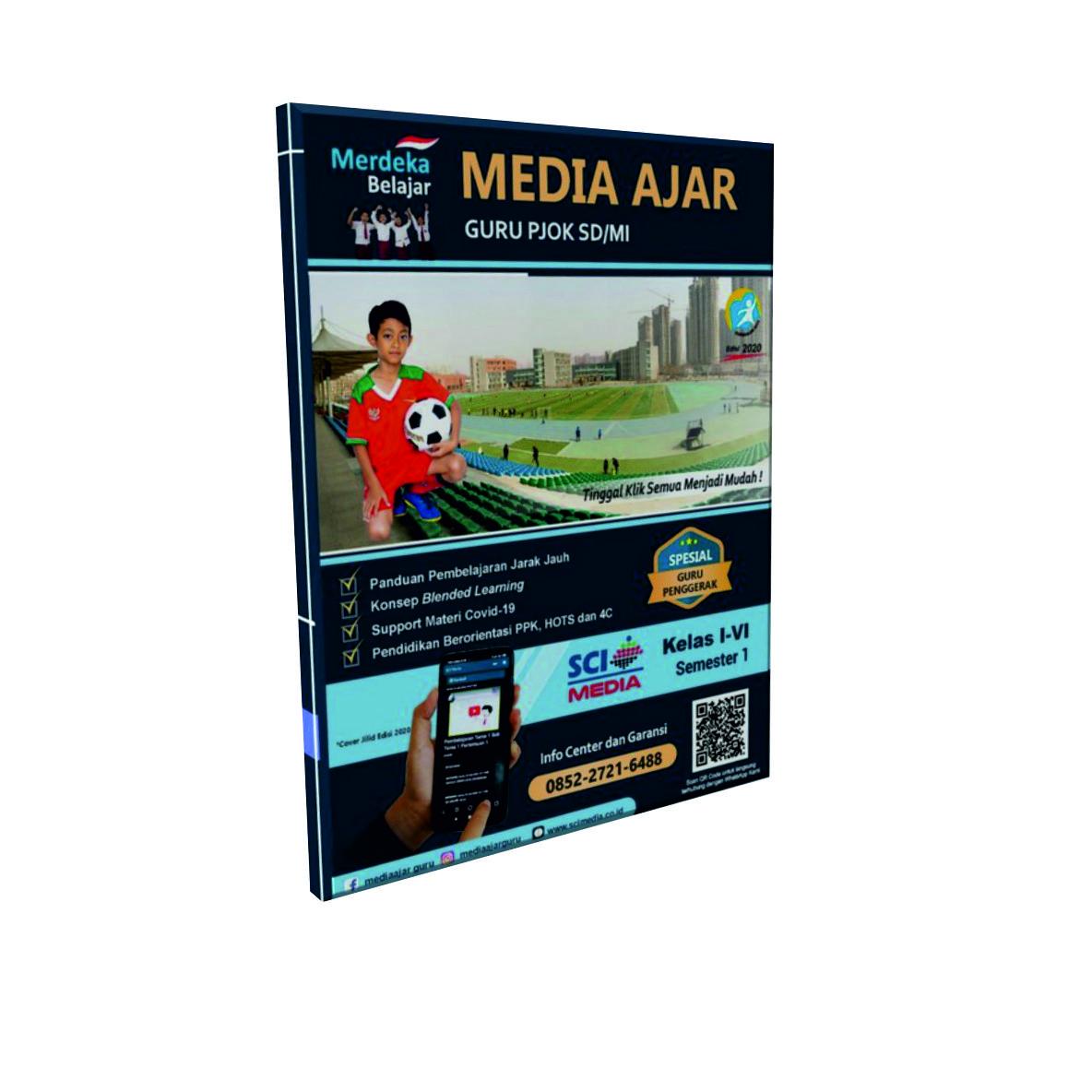 Media Ajar Guru K13 Pjok Kelas 1 6 Semester 1 Edisi 2020 2021 Untuk Sd Mi Sci Media Ajar Guru Kurikulum 2013