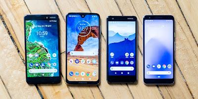 Cara Memilih Smartphone Android Berkualitas