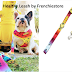 Healthy Leash for your dog by Frenchiestore