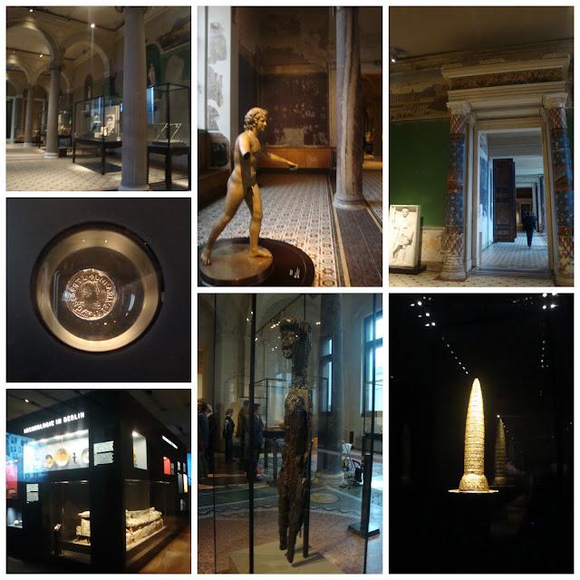 Neues Museum, na Ilha dos Museus em Berlim