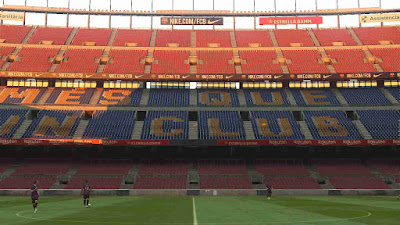PES 2019 Camp Nou Mod by Txak