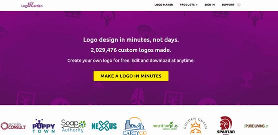 Membuat Logo Online Gratis