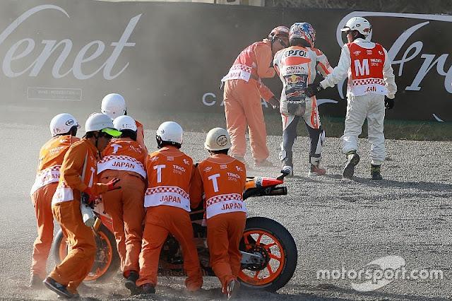berita motogp TIdak Ikut Balapan Motegi, Pedrosa Nonton MotoGP Dirumah