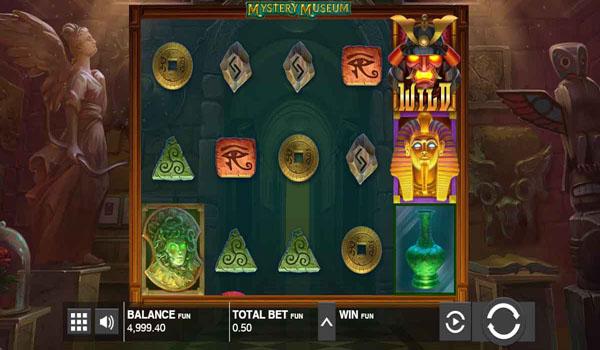 Main Gratis Slot Indonesia - Mystery Museum Push Gaming