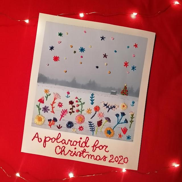 A Polaroid For Christmas 2020