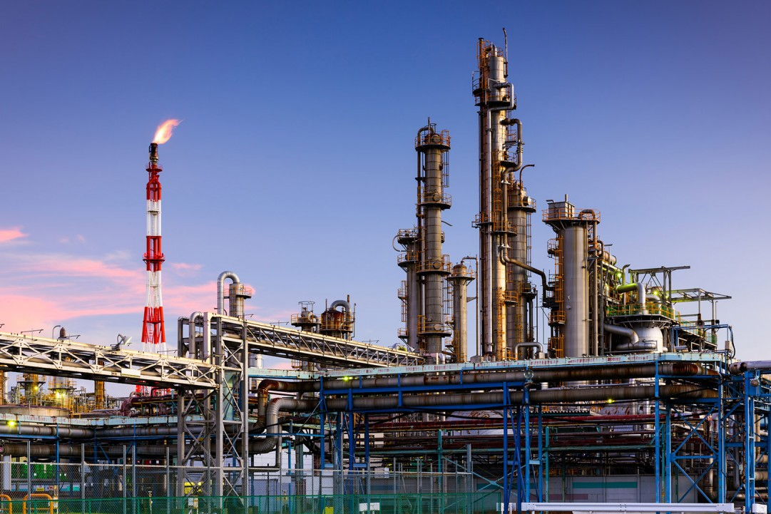 The broad product portfolio of the refinery chemicals in India