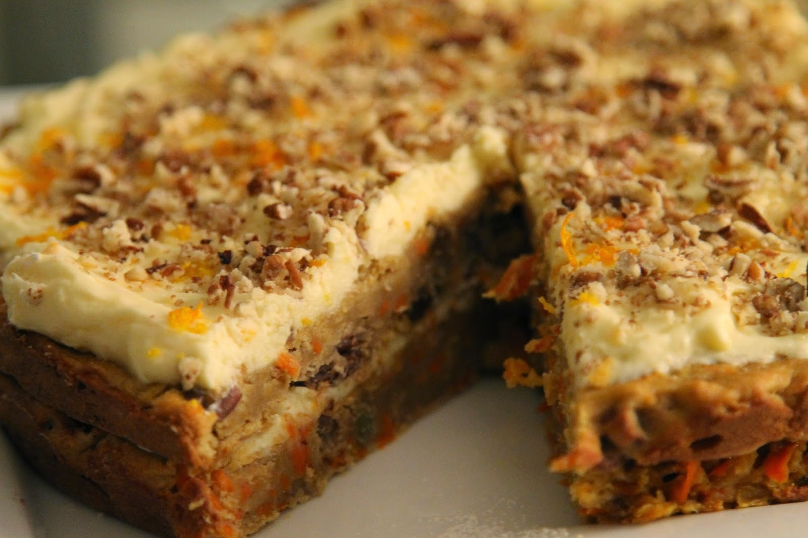 Jamie Oliver Carrot Cake Gluten Free
