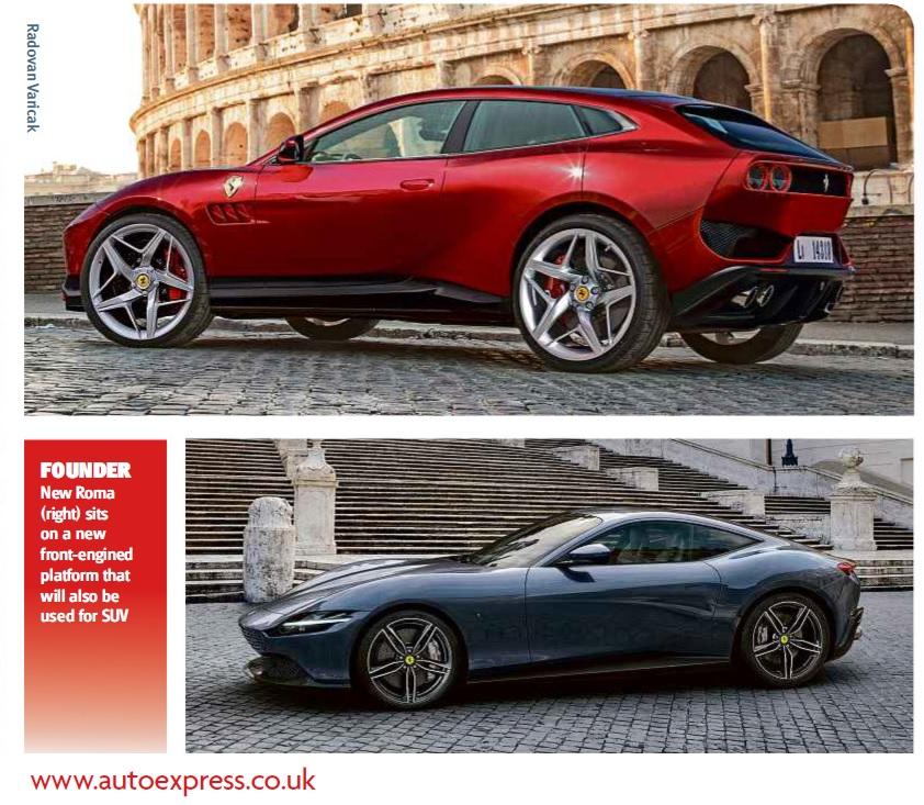 2020 - [Ferrari] FUV [F16X]  - Page 3 0.00014
