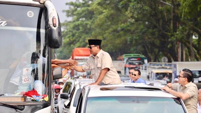 Siapa 'Ular Berkepala Dua' yang Datangi Prabowo?