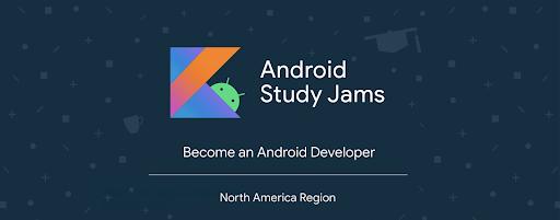 Android Study Jams Logo