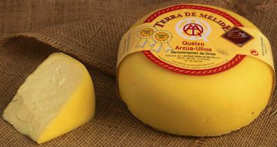 Denominación de Origen queso Arzúa Ulloa
