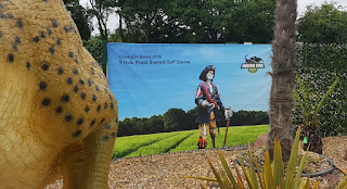 The Jurassic Cove Adventure Golf course at Bents Garden and Home has proven to be incredibly popular. So much so that a new Pirate-themed minigolf course will be opening there next Spring!