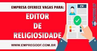 Editor de Religiosidade