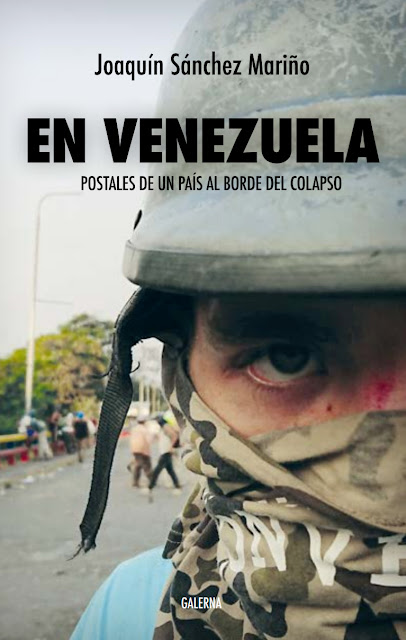 el nuevo libro de Joaquín Sánchez Mariño