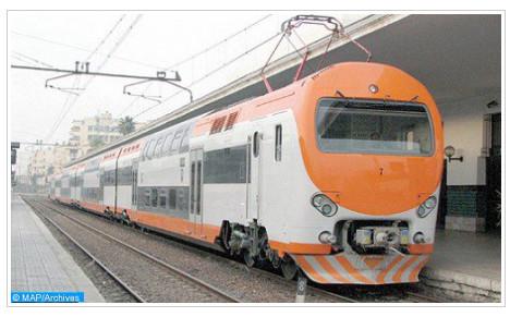المكتب الوطني للسكك الحديدية يضع برنامجا خاصا لسير القطارات بمناسبة عيد الأضحى