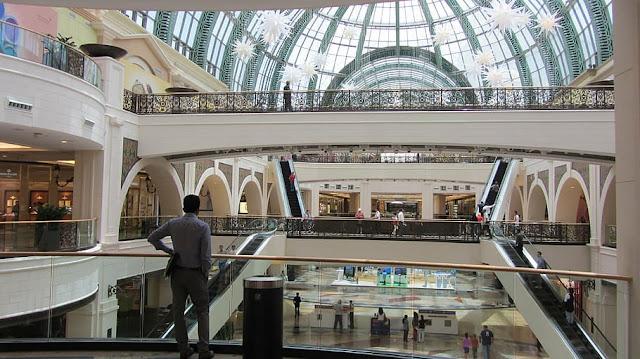 7 من أشهر مراكز التسوق الترفيهية في دبي