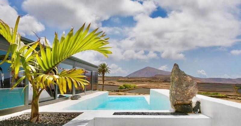 Cinco estancias singulares para descubrir otro Lanzarote