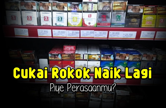 Siap-Siap! Cukai Rokok Naik Lagi, Kantong Ahli Isap Bakal Jebol