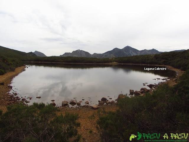Laguna Cabreiro en Somiedo