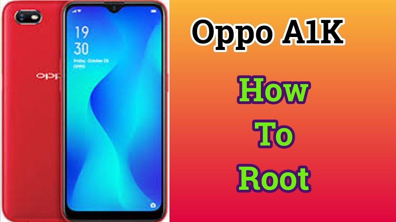 طريقة عمل روت لهاتف Oppo A12