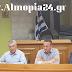 Τι δήλωσε ο πρόεδρος του Δ.Σ δήμου Αλμωπίας κ. Βέσκος για την υποψηφιότητά στις ερχόμενες εκλογές