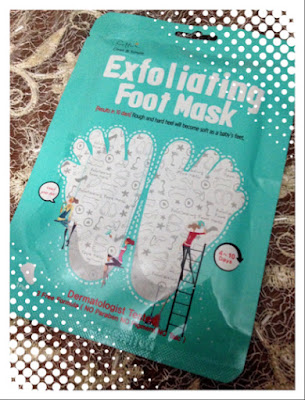 Cettua Clean And Simple Exfoliating Foot Mask Peeling Etkili Ayak Maskesi