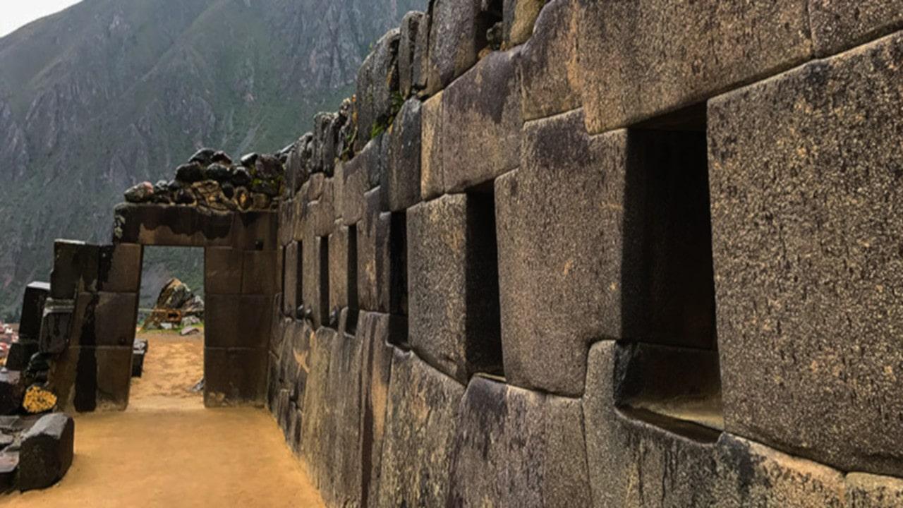 arquitectura inca militar