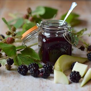 Only crumbs remain homemade blackberry pear jam for Blackberry pear jam