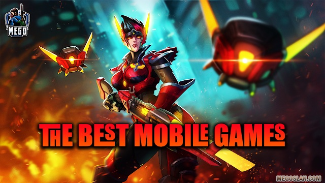 The best mobile games for Android and ios
