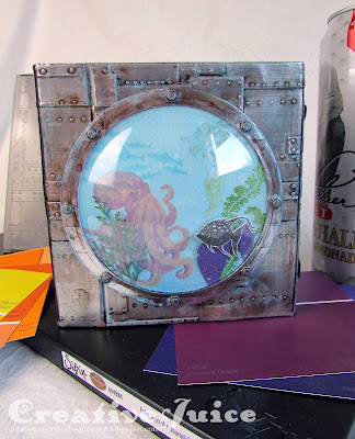 """Lisa Hoel for Eileen Hull - May is themed """"Unconventional Materials"""" #eileenhull #eileenhulldesigns #eileenhullsizzix #ehinspirationteam #eheducators #Sizzix #mymakingstory #diecutting"""