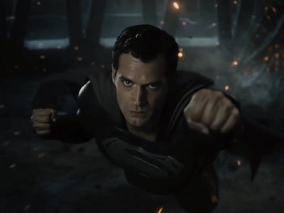 Zack Snyder's Justice League Superman VS Stephen Wolf