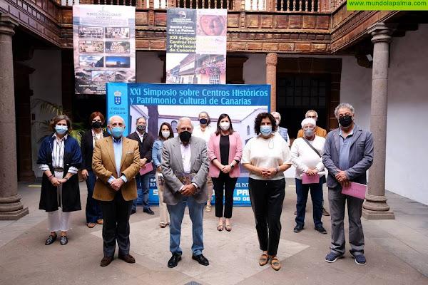 Los Premios Internacionales CICOP, colofón del XXI Simposio de Centros Históricos y Patrimonio Cultural de Canarias