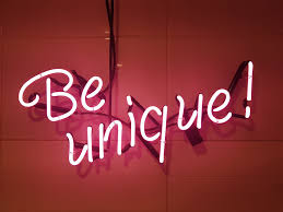 Be Unique
