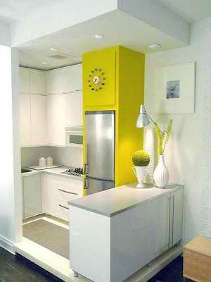 Desain Dapur Kecil
