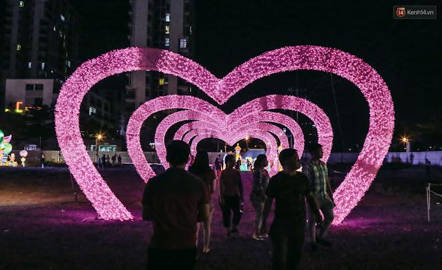 Lễ hội ánh sáng tại TP. Bắc Kạn 2019