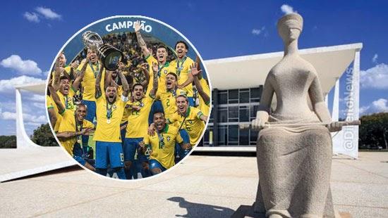 stf decide realizacao copa america brasil