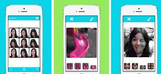 Funimate ios,تحمیل برنامج Funimate  لتحریر وإضافة التاثيرات للفیدیوھات القصیرة للأيفون,برنامج Funimate تحويل صور السيلفي ومقاطع الفيديو القصيرة إلى صور متحركة بامتداد Gif,إضافة التأثيرات الجميلة  والمميزة جداً  الفيديوهات القصيرة,برنامج Funimate للايفون,