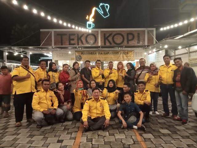 Pererat Silaturhami Sesama Wartawan, PJID Riau Gelar Buka Puasa Bersama